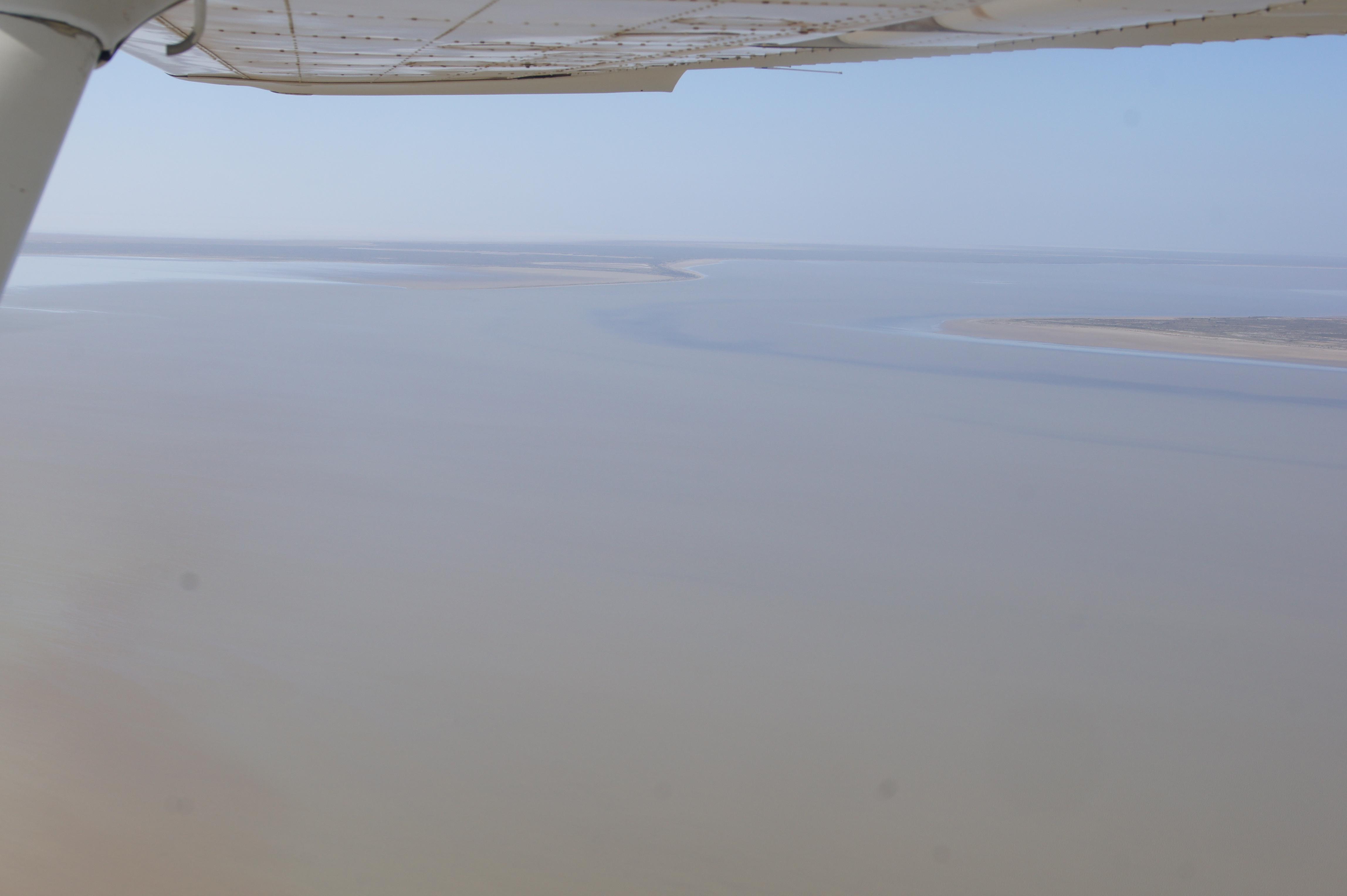 Top of Jackboot Bay