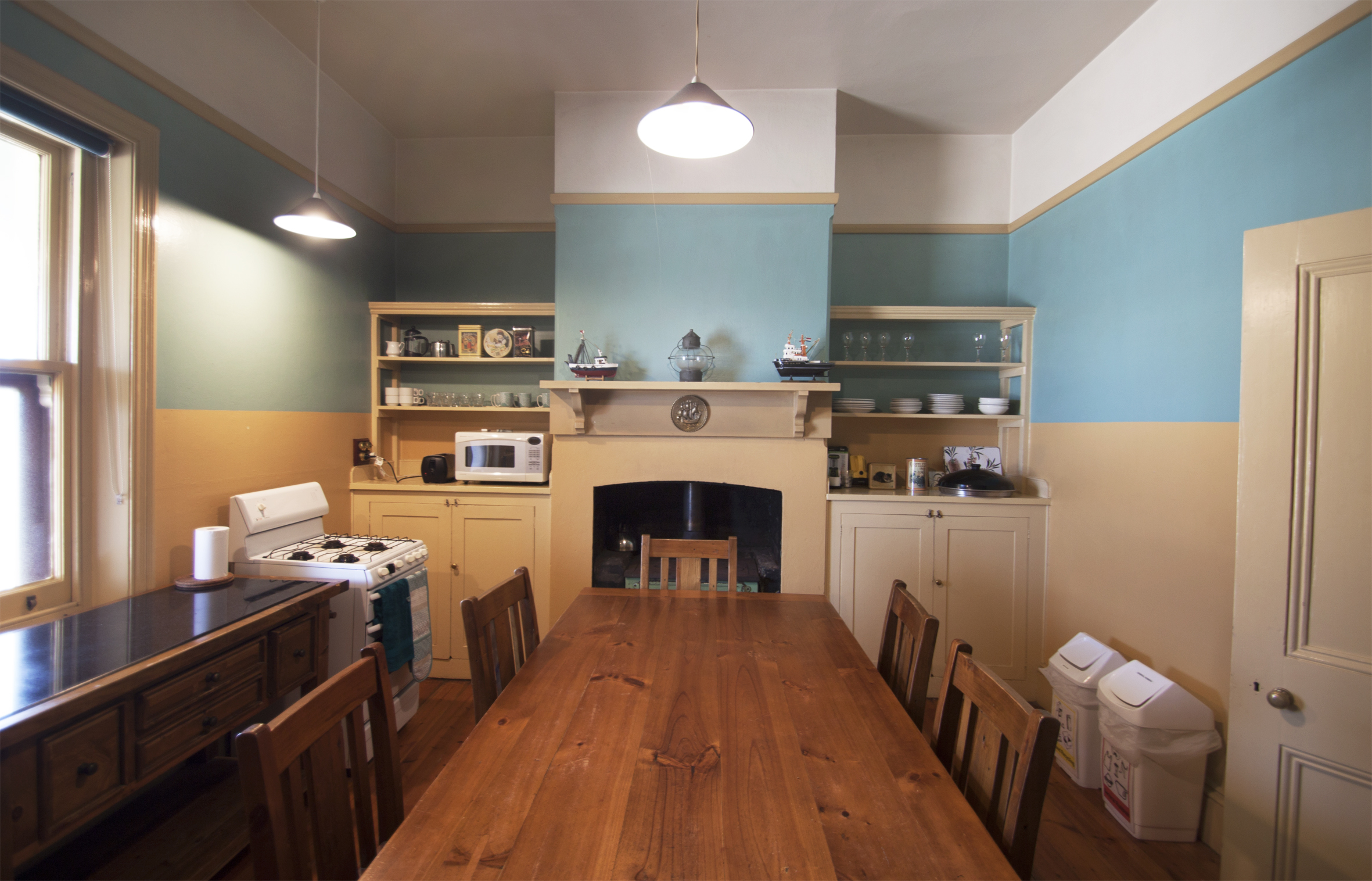 Karatta Lodge kitchen