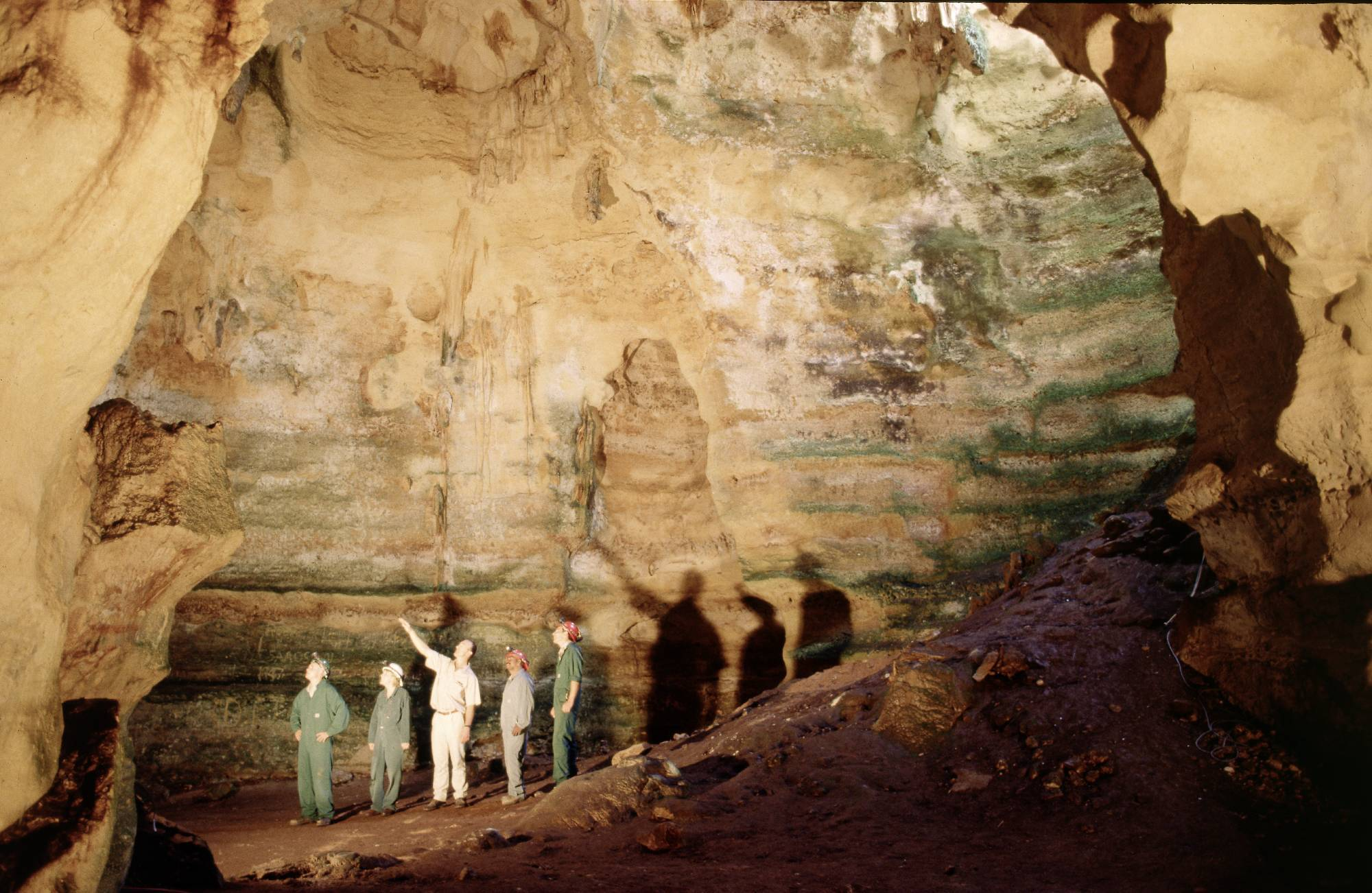Naracoorte Caves tour