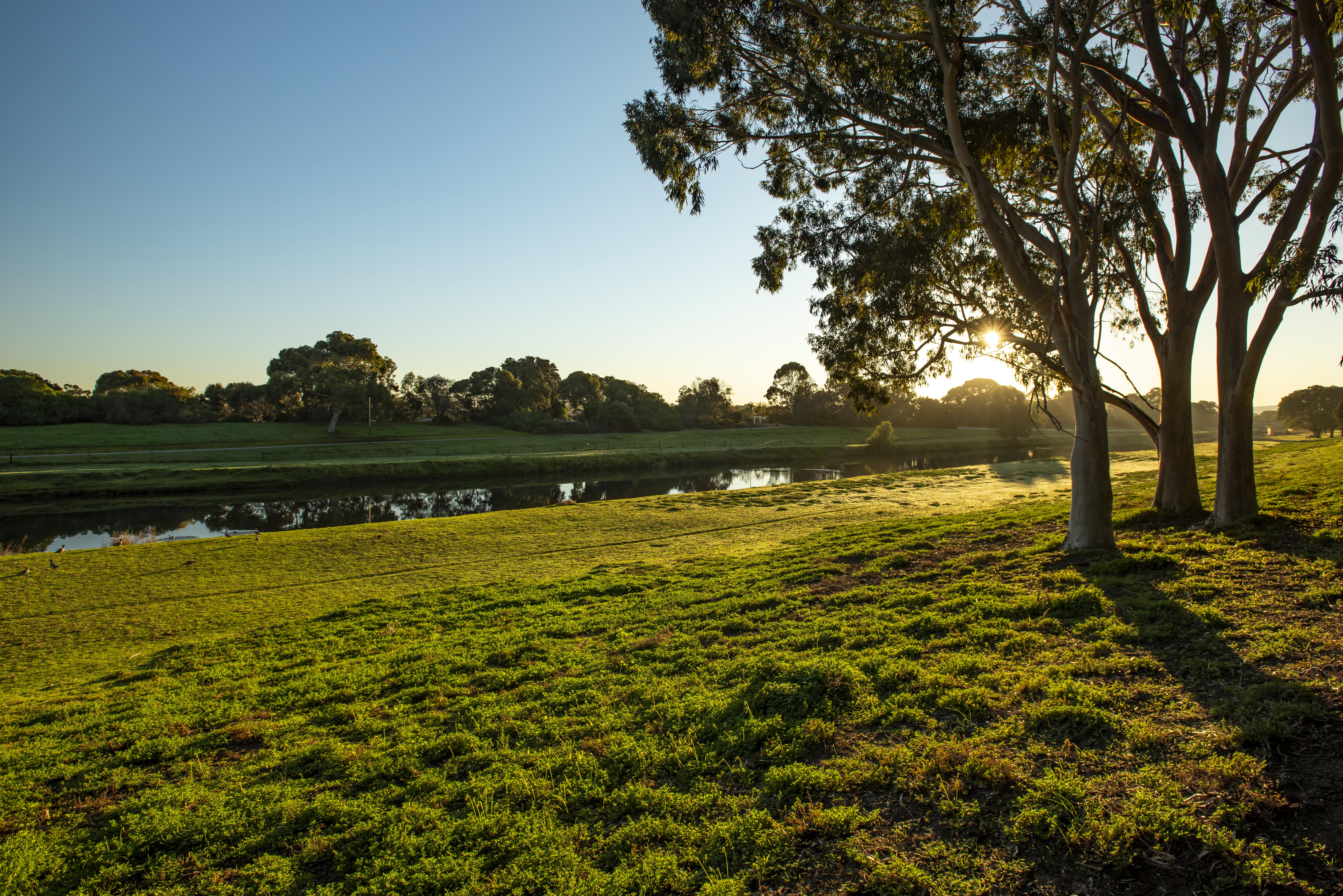 Breakout Creek Redevelopment - Green Adelaide