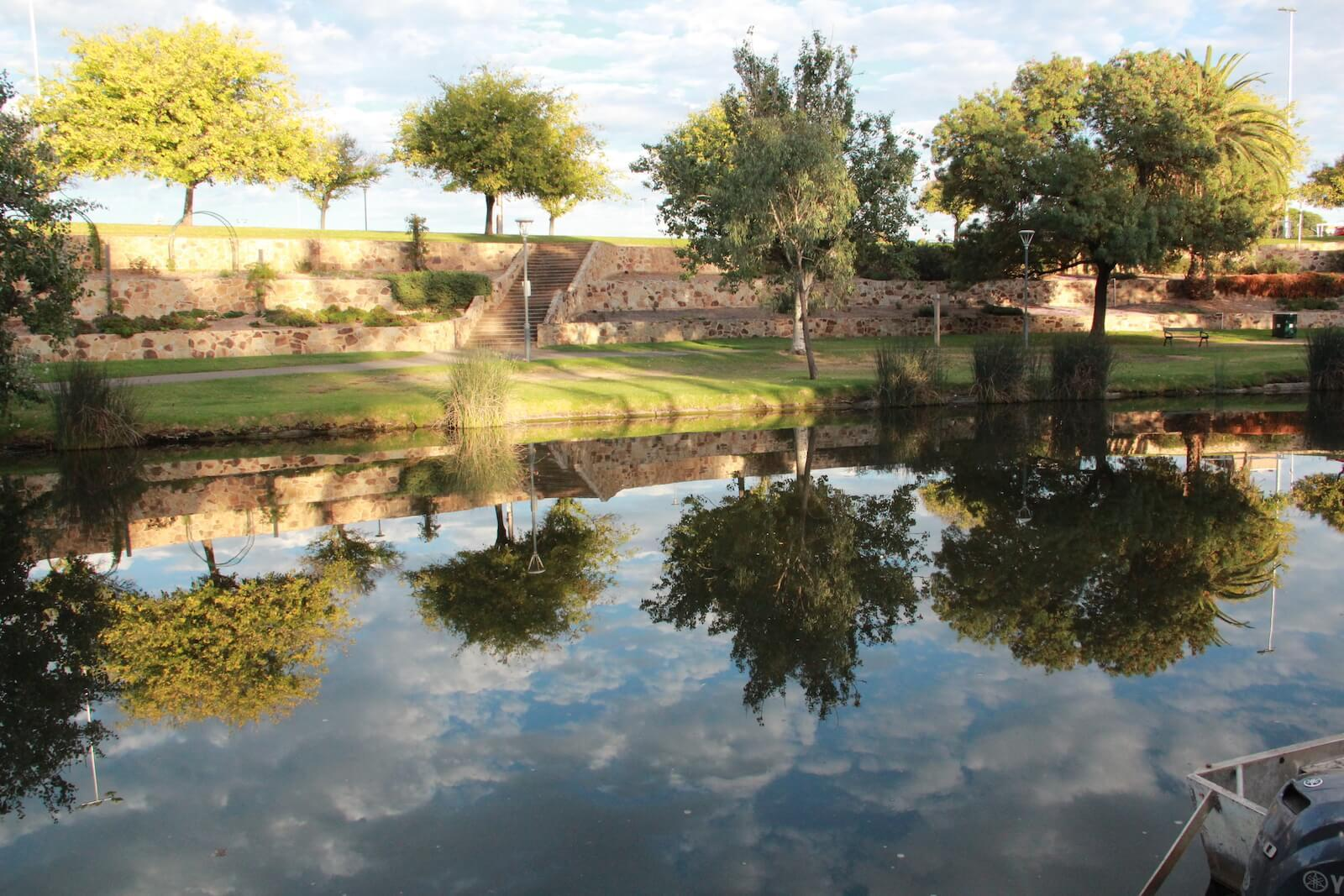 River Torrens Water Quality Improvement Project - Green Adelaide