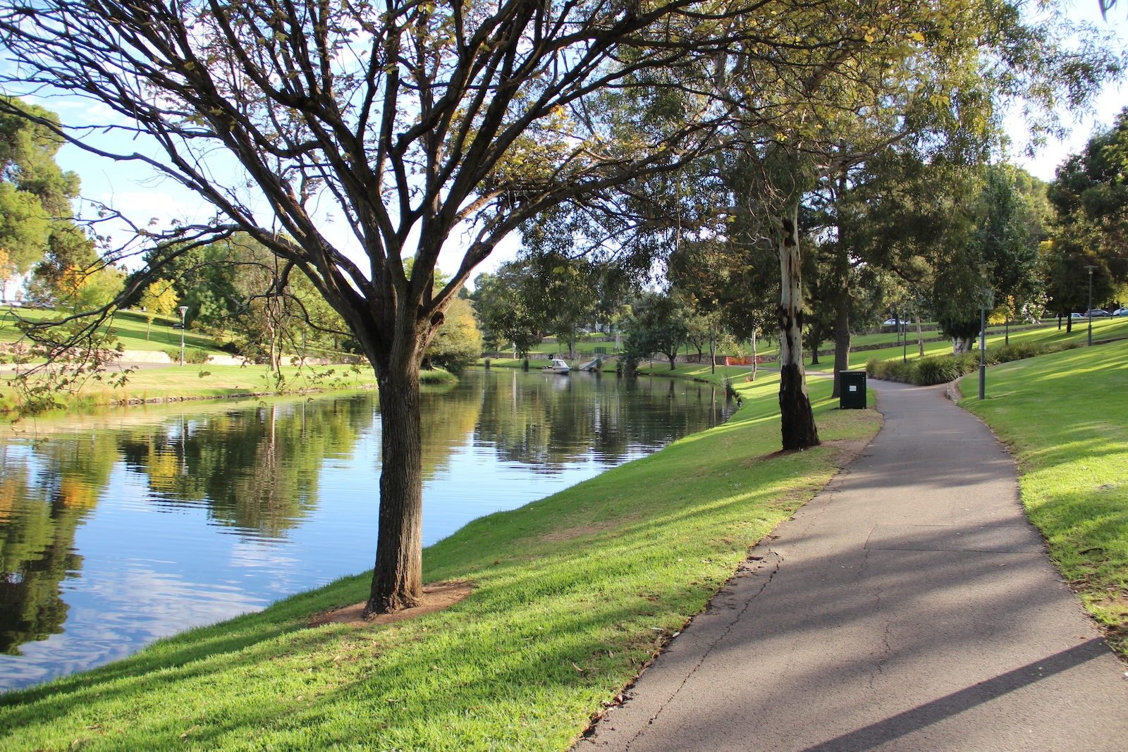 RIVER TORRENS RECOVERY PROJECT - Green Adelaide