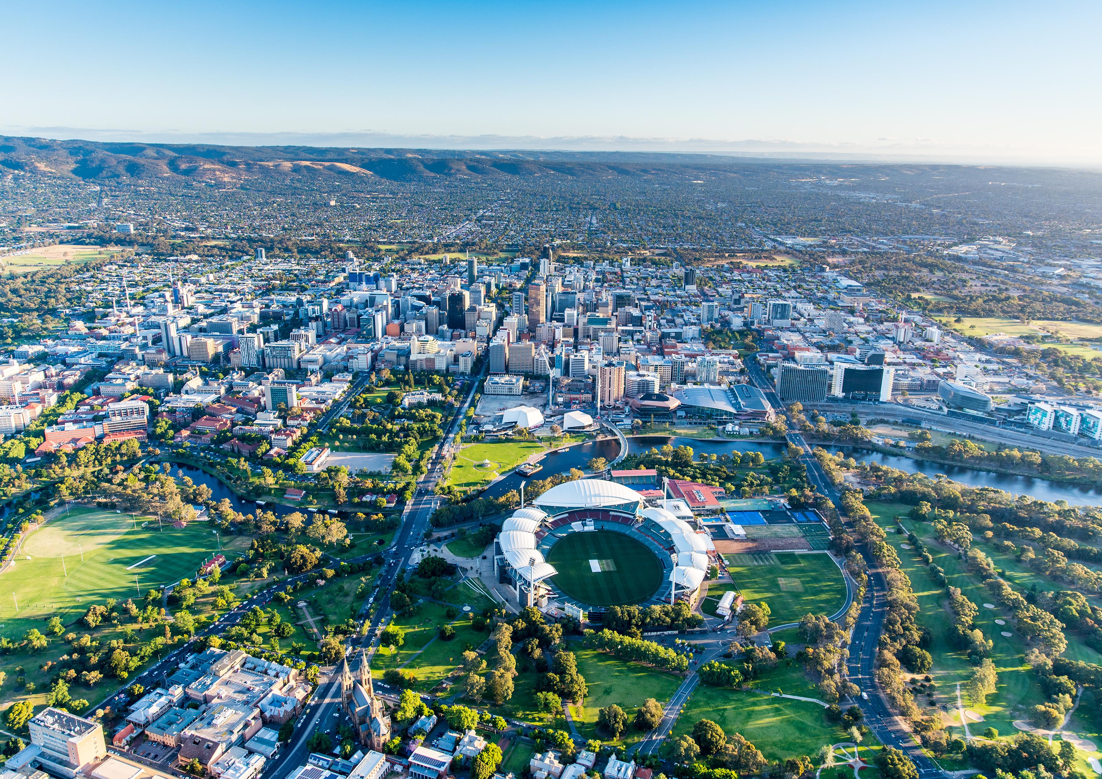 Let's make Adelaide a National Park City - Green Adelaide