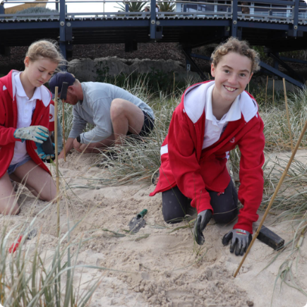 Adelaide's coastline includes environments such as sandy beaches and dune systems, wetlands, cliffs, coastal vegetation, rocky reefs, tidal waters and much more.